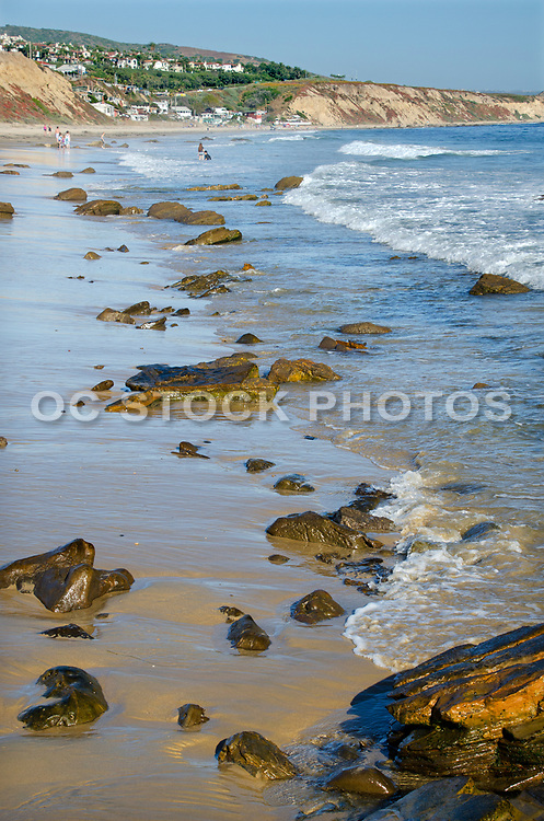 Crystal Cove Sate Park Beach and Beach Cottages