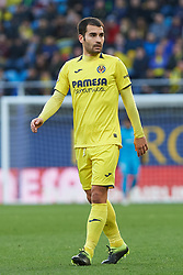 January 20, 2019 - Vila-Real, Castellon, Spain - Manu Trigueros of Villarreal during the La Liga Santander match between Villarreal and Athletic Club de Bilbao at La Ceramica Stadium on Jenuary 20, 2019 in Vila-real, Spain. (Credit Image: © AFP7 via ZUMA Wire)
