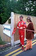 Opening of the Paul Warwick Bridge - Oulton Park - 26th May 1995