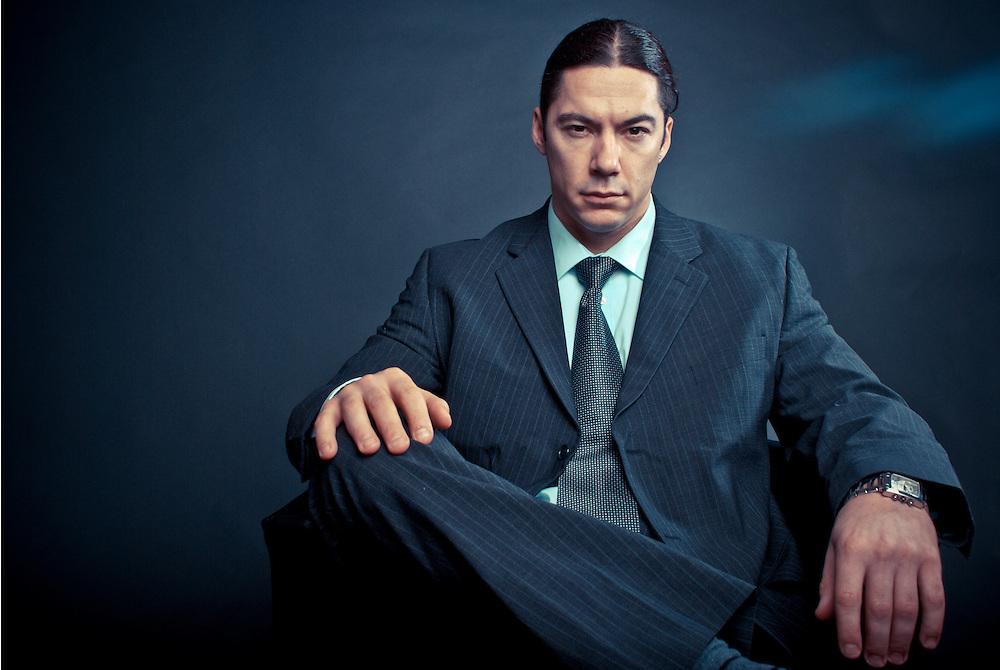 Angelo Joao - Portraits of The Boss Man