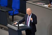 DEU, Deutschland, Germany, Berlin, 12.12.2017: Michael Theurer (FDP) bei einer Rede im Deutschen Bundestag.