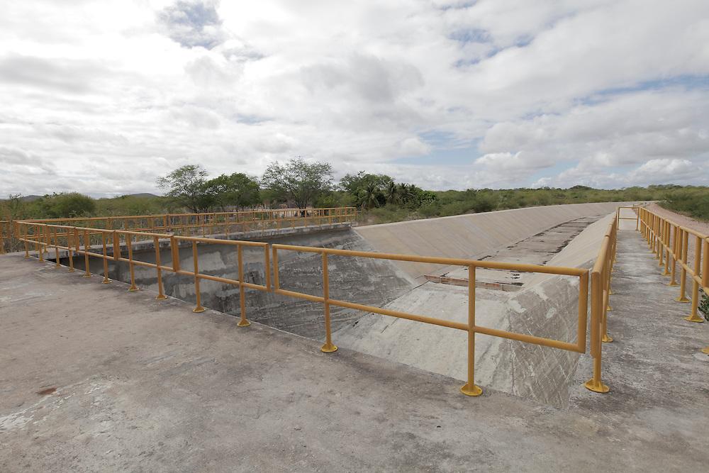 Agua Branca_AL, Brasil.<br /> <br /> Fotos no canal do sertao em Agua Branca, Alagoas.<br /> <br /> Channel in Agua Branca, Alagoas.<br /> <br /> Foto: EMMANUEL PINHEIRO / NITRO