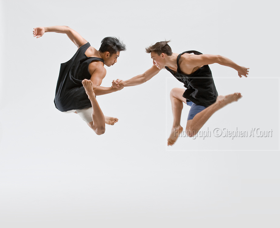Featuring students of the NZ School of Dance.