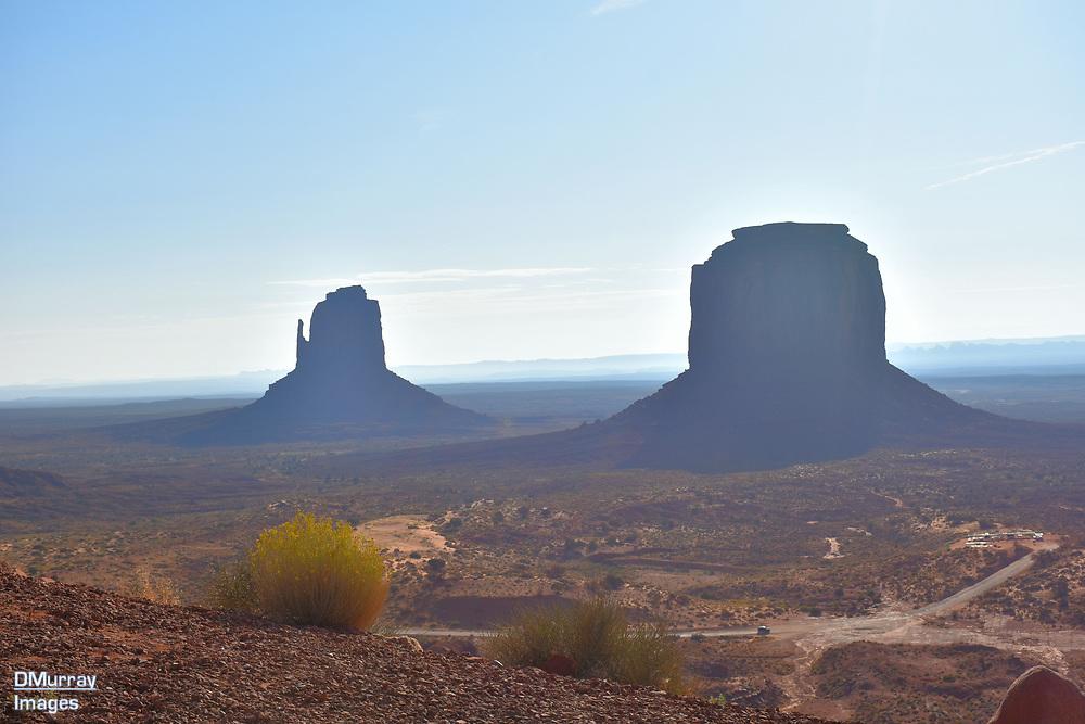 John Wayne's Point, Monument Valley, Navajo Tribal Park, Arizona