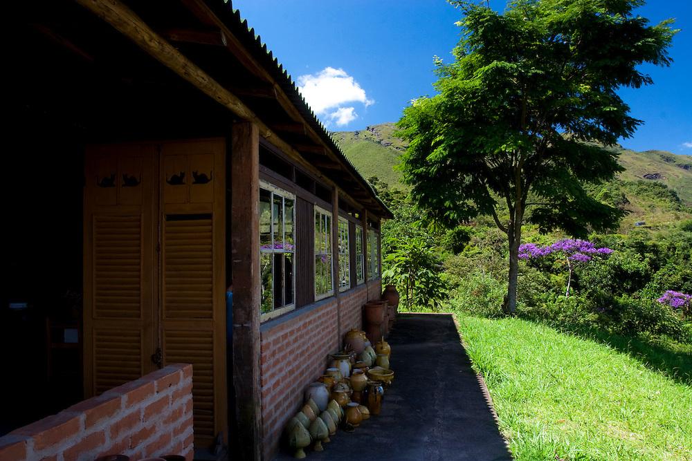 Ouro Preto_MG, Brasil...Restaurante Cozinha Saramenha em Ouro Preto...Cozinha Saramenha restaurant in Ouro Preto...FOTO: LEO DRUMOND / NITRO..
