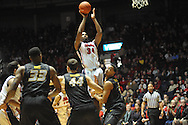 """Ole Miss vs. Missouri at the C.M. """"Tad"""" Smith Coliseum in Oxford, Miss. on Saturday, February 8, 2014. Mississippi won 91-88. (AP Photo/Oxford Eagle, Bruce Newman)"""