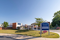 Architectural Image of Carroll Hospital Center Couplet Care Center in Westminster MD by Jeffrey Sauers of CPI Productions