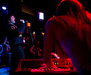 Home By Hovercraft performs at Club Dada in Dallas on Saturday, March 2, 2013. (Cooper Neill/The Dallas Morning News)
