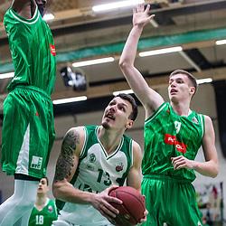 20190227: SLO, Basketball - Liga NKBM 2018/19, KK Krka vs KK Petrol Olimpija