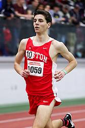 Boston U, Mile<br /> BU Terrier Indoor track meet