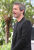 Director Jérôme Salle.at the Zulu film photocall Cannes Film Festival Sunday 27th May 2013