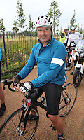 {Prudential RideLondonSurey100 Chef John Torode}<br /> Prudential RideLondon, the world's greatest festival of cycling, involving 70,000+ cyclists – from Olympic champions to a free family fun ride - riding in five events over closed roads in London and Surrey over the weekend of 9th and 10th August. <br /> <br /> Photo: Roger Allen for Prudential RideLondon<br /> <br /> See www.PrudentialRideLondon.co.uk for more.<br /> <br /> For further information: Penny Dain 07799 170433<br /> pennyd@ridelondon.co.uk