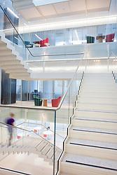 New office development shoot, Oxford Unversity