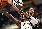 NBA - Indiana Pacers vs San Antonio Spurs - Indianapolis, In