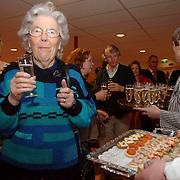 NLD/Hilversum/20060126 - Feestelijke opening nieuwe vleugel verzorgingstehuis de Zonnehoeve Loosdrechtseweg Hilversum