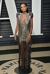 Celebrity arrivals at the Vanity Fair Oscar Party 2017 in Los Angeles, California. 26 Feb 2017 Pictured: Thandie Newton. Photo credit: BITSY / MEGA TheMegaAgency.com +1 888 505 6342