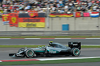 ROSBERG Nico (ger) Mercedes GP MGP W07 action during 2016 Formula 1 FIA world championship, China Grand Prix, at Shanghai from April 15 to 17 - Photo Eric Vargiolu / DPPI