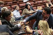 Comienzo de la legislatura 2018.