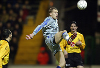 Fotball, 21. desember 2003, <br /> KSK LIERSE - FC BRUGGE / SK LIERSE - CLUB BRUGGE <br /> RUNE LANGE, Brugge<br /> Foto: Nico Vereecken, Digitalsport