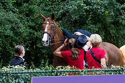 Werth Isabell, GER, Bella Rose 2<br /> EC Rotterdam 2019<br /> © Hippo Foto - Sharon Vandeput<br /> 24/08/19