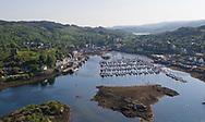Silvers Marine Scottish Series 2017<br /> Tarbert Loch Fyne - Sailing<br /> <br /> Credit Ben Silcox / Itago