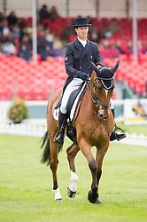 Leroy Pascal, (FRA), Minos De Petra<br /> Dressage <br /> Mitsubishi Motors Badminton Horse Trials - Badminton 2015<br /> © Hippo Foto - Jon Stroud<br /> 08/05/15