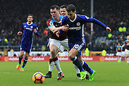 Burnley v Chelsea 12th Feb 2017