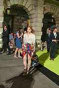 FAYE HAMLIN, The private view for the RA summer exhibition party. Royal Academy, Piccadilly. London. 5 June 2013.