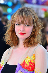 Dakota Blue Richards during the International Film Premiere for Star Trek Into Darkness, The Empire Cinema,  London, UK, on 02 May 2013, 03 May 2013. Photo by:  Nils Jorgensen / i-Images