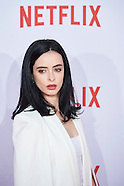 102015 Netflix Spain's Presentation Red Carpet