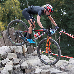 APELDOORN (NED) NK Mountainbike <br />Annemarie Worst