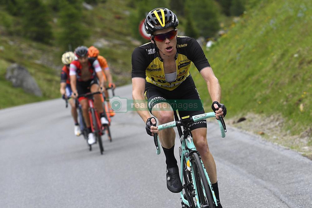 June 16, 2017 - Solden, Suisse - SOLDEN, AUSTRIA - JUNE 16 : KRUIJSWIJK Steven (NED) Rider of Team Lotto NL - Jumbo during stage 7 of the Tour de Suisse cycling race, a stage of 160 kms between Zernez and Solden on June 16, 2017 in Solden, Austria, 16/06/2017 (Credit Image: © Panoramic via ZUMA Press)