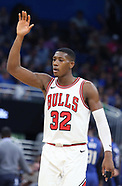 Chicago Bulls vs Orlando Magic - 3 November 2017
