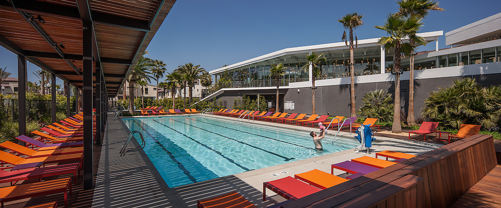 The Resort at Playa Vista by Rios Clementi Hale  -  Photography by Tom Bonner  -  Job ID 6110