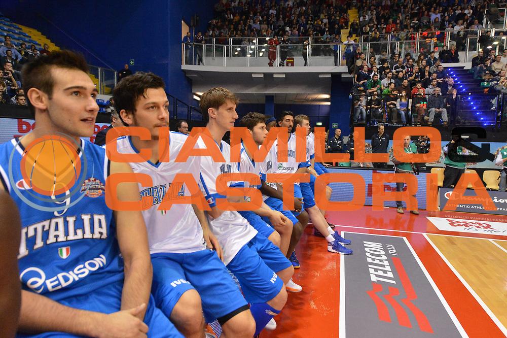 DESCRIZIONE : Biella Beko All Star Game 2012-13<br /> GIOCATORE : team<br /> CATEGORIA : curiosita ritratto<br /> SQUADRA : Italia<br /> EVENTO : All Star Game 2012-13<br /> GARA : Italia All Star Team<br /> DATA : 16/12/2012 <br /> SPORT : Pallacanestro<br /> AUTORE : Agenzia Ciamillo-Castoria/GiulioCiamillo<br /> Galleria : FIP Nazionali 2012<br /> Fotonotizia : Biella Beko All Star Game 2012-13<br /> Predefinita :