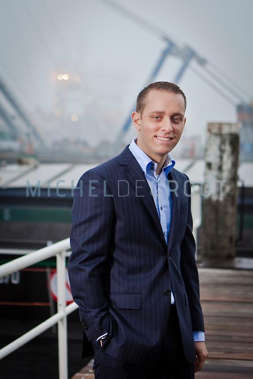 Wesley Lems, Vopak in Rotterdam