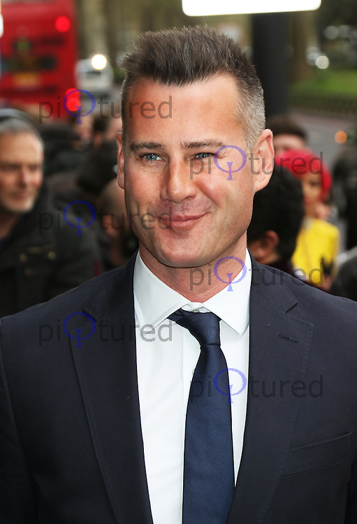 Tim Vincent, The Asian Awards, Grosvenor House Hotel, London UK, 17 April 2015, Photo by Richard Goldschmidt