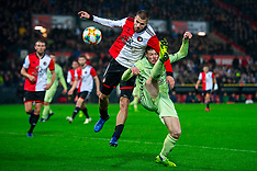 20181220 NED: Feyenoord - FC Utrecht, Rotterdam
