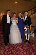 ADAM COOPER; LT. COL ELIZABETH SQUIRE; ROSANNA IVORY; ALEXANDER MARTIN, The 20th Russian Summer Ball, Lancaster House, Proceeds from the event will benefit The Romanov Fund for RussiaLondon. 20 June 2015