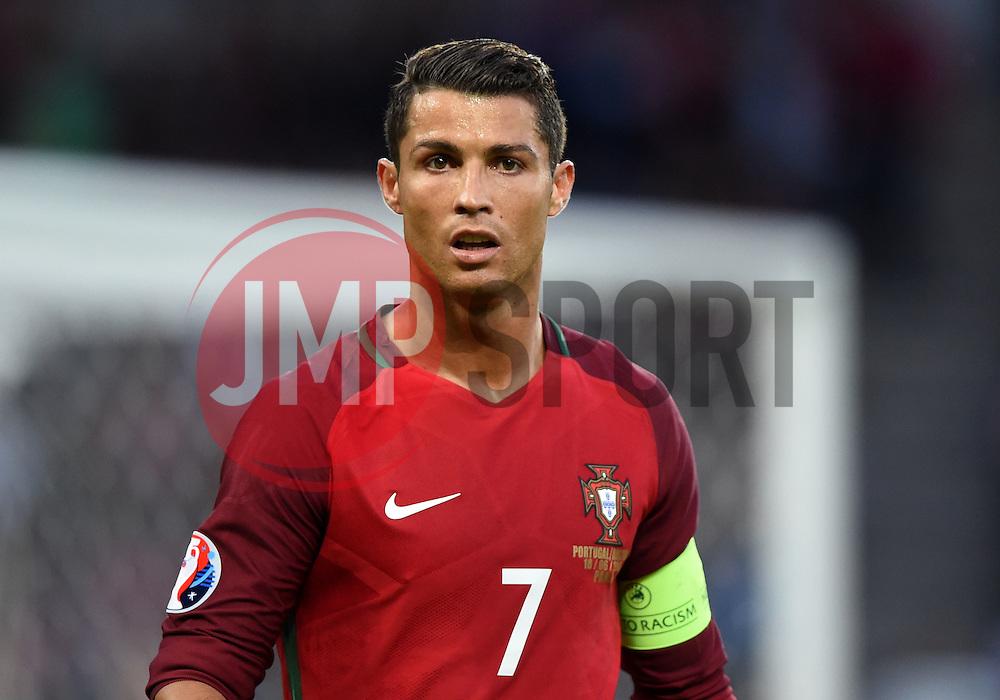 Cristiano Ronaldo of Portugal - Mandatory by-line: Joe Meredith/JMP - 18/06/2016 - FOOTBALL - Parc des Princes - Paris, France - Portugal v Austria - UEFA European Championship Group F