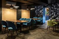 """Интерьерная фотосъемка ресторана """"Букет Котлет"""", Киев. Вид малого зала на 2-м этаже.<br /> <br /> Interior photoshoot of restaurant """"Buket Cotelette"""", Kyiv."""