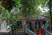 Shailabimbaramaya Temple in Dodanduwa.