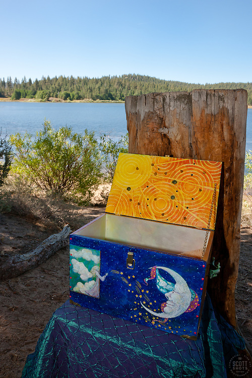 """Trails and Vistas 2011 15"" - Photograph from the incredible Tahoe art hike event Trails and Vistas."