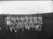 Fitzgibbon Cup Hurling Final, .UCD v UCC at Croke Park,.University College Dublin.UCD.29.11.1959, 11.29.1959, 29th November 1959,