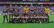 All Ireland Senior Hurling Championship - Final, .12.09.1999, 09.12.1999, 12th September 1999,.12091999AISHCF,.Senior Kilkenny v Cork,.Minor Galway v Tipperary, .Cork 0-13, Kilkenny 0-12,.The Star, .Tipperary Minor, Back row from left, Eoin Kelly, Tom King, Liam Kearney, Dermot Gleeson, Damien Young captain, Kevin Mulryan, Don Maher, Eoin Brisbane, Alan Franks, .Front row from left, Donal Shelley, Stephen Mason, Colm Everard, Colm Ryan, Cathal Houlihane, Paul Curran, John O'Brien,