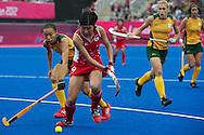 Olympics 2012, hockey, Aki Mitsuhashi