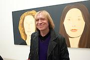 JAMES PUTNAM, Alex Katz opening. Timothy Taylor gallery. London. 3 March 2010.