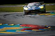 June 14-19, 2016: 24 hours of Le Mans. 69 FORD CHIP GANASSI, FORD GT, Ryan BRISCOE, Richard WESTBROOK, Scott DIXON, LM GTE Pro