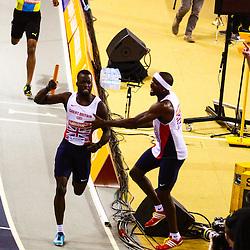 International Athletics Match | Glasgow | 25 January 2014