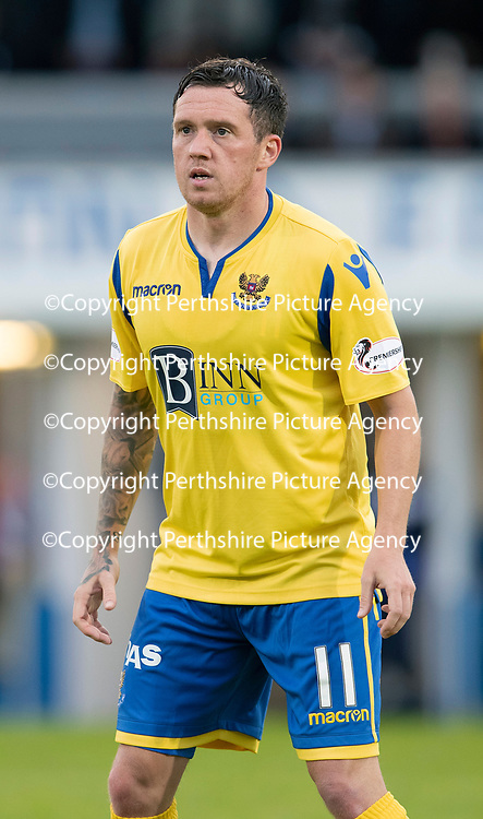 St Johnstone FC….Season 2019-20 <br />